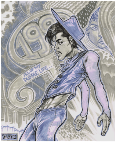 Prince Tribute by Craig Johnson II